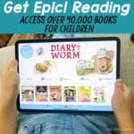 Get Epic – An Amazing Online Book Resource for Kids Ages 12 and Under
