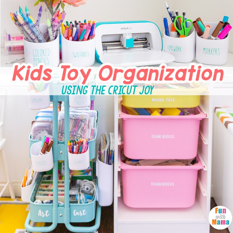 kids toy organization