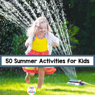 summer activites that kids will love