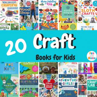 children craft books