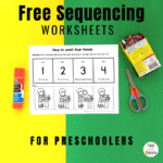 Free Sequencing Worksheets For Preschoolers
