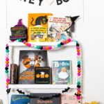 How to create a Halloween Book Nook – Spooky Fun Kids Reading Nook