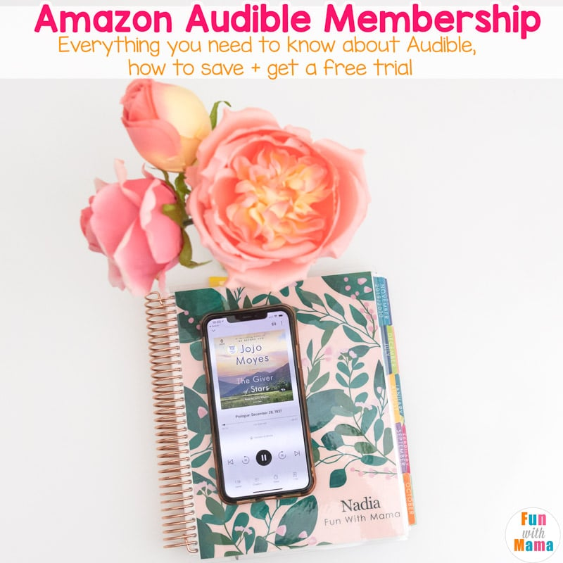 Amazon Audible Membership - Everything you need to know + how to save