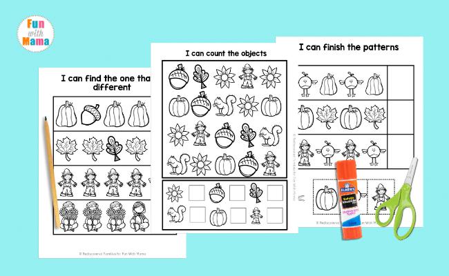 simple math worksheets