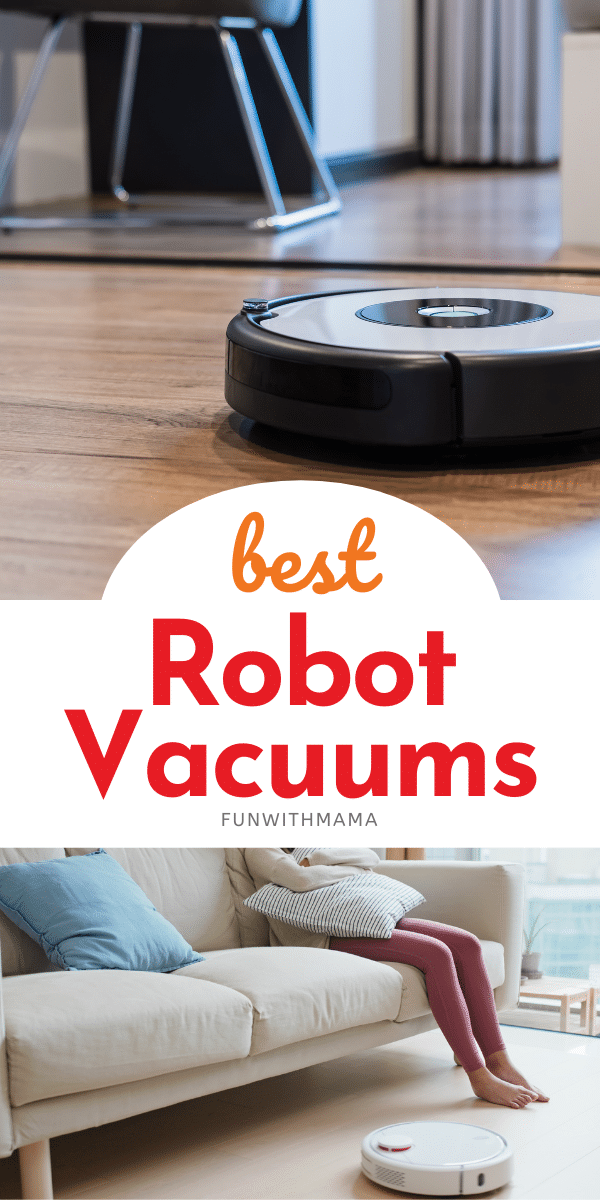 TOP ROBOT VACUUMS