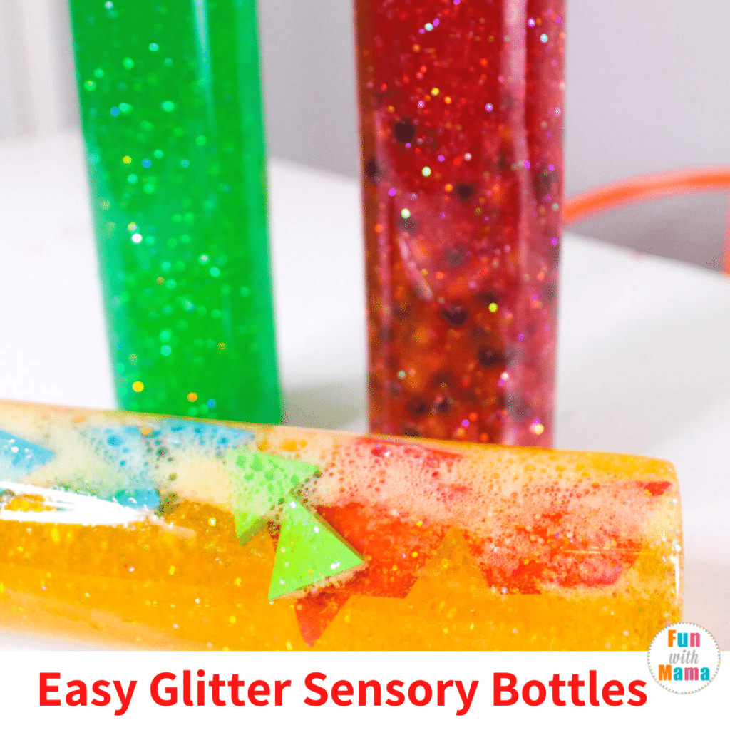 DIY sensory bottle