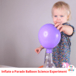 Inflate a Parade Balloon for Thanksgiving Science – Fun Balloon Experiment For Kids