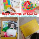 TODAY ONLY: 6 Months of Kiwi Co. for only $3.72 a box!