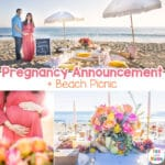 Pregnancy Announcement