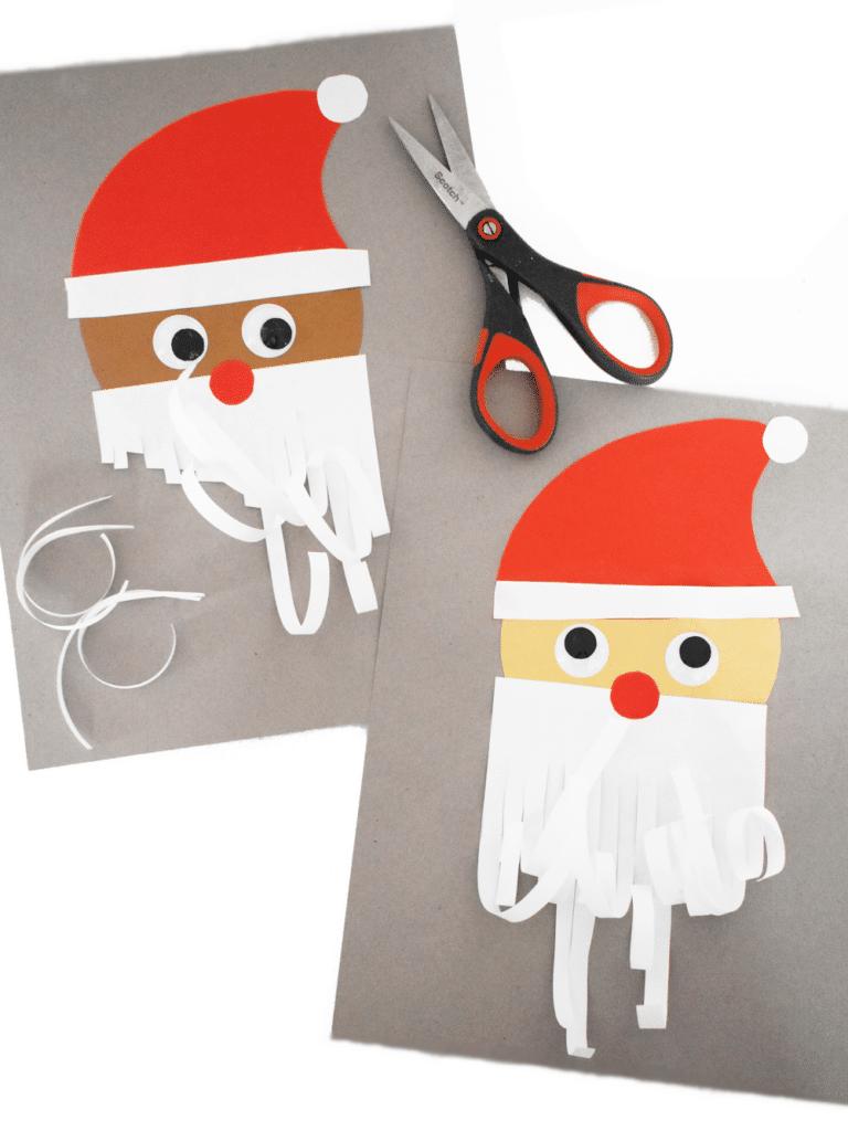 cut santas beard