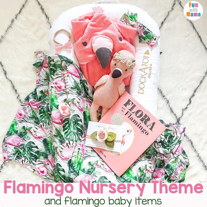 Flamingo Nursery Theme