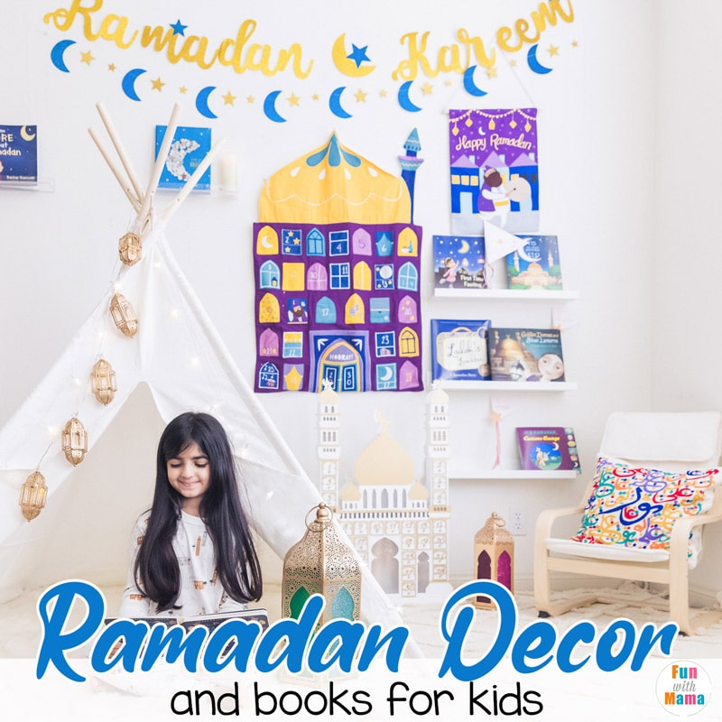 Ramadan decoration ideas