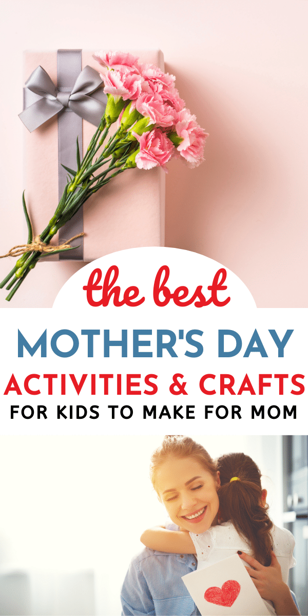 HOMEMADE CRAFTS FOR MOTHERS DAY 2