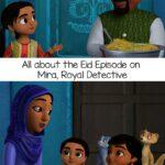 Eid Mubarak Episode on Mira Royal Detective