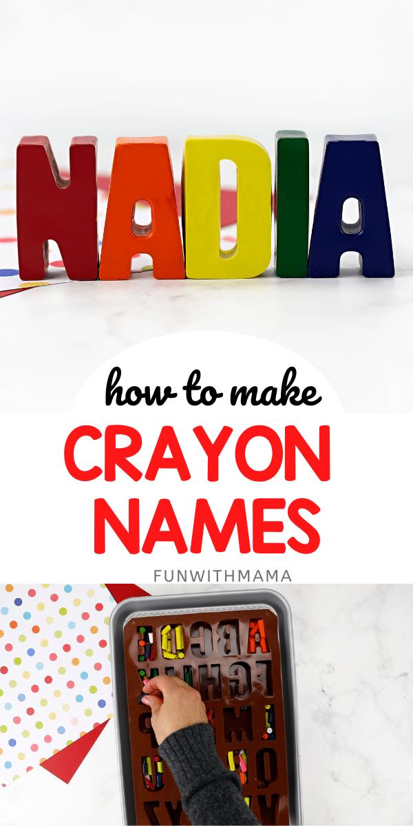 crayon names