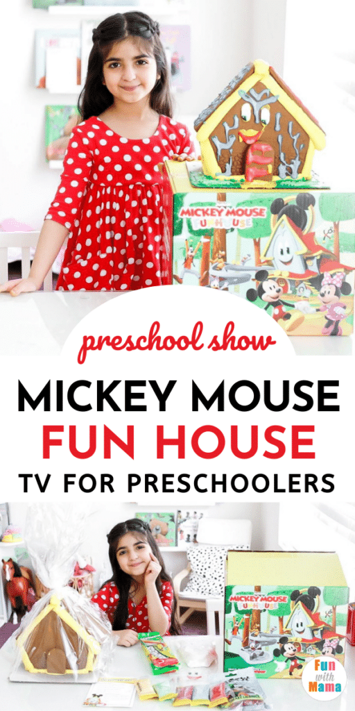 mickey mouse fun house family friendly tv show