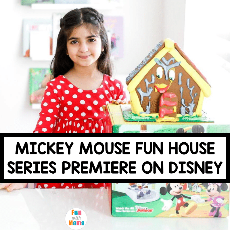 preschool disney show mickey mouse fun house
