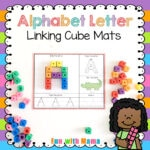 Counting Cube Alphabet Mats