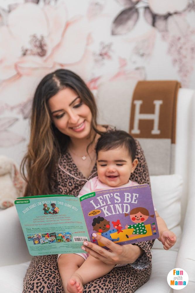 Baby-proof books